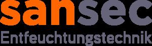 Sansec AG Logo mit Claim