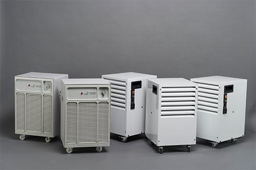 Verkauf Trocknungsgeräte Dienstleistungen Sansec AG